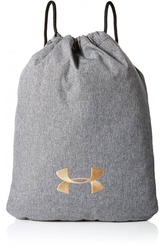 Спортивна сумка-мішок сіра