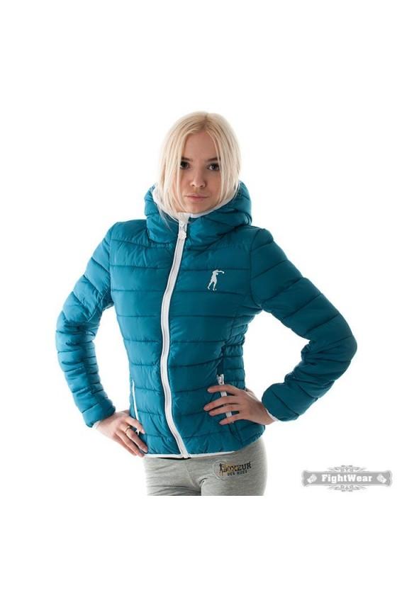 Жіноча куртка Петроль