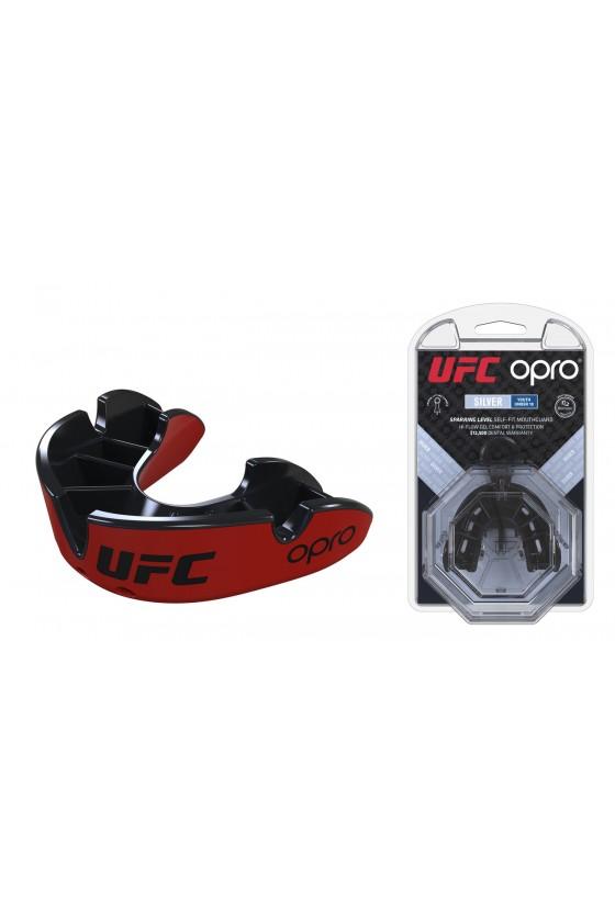 Капа OPRO Junior Silver UFC...