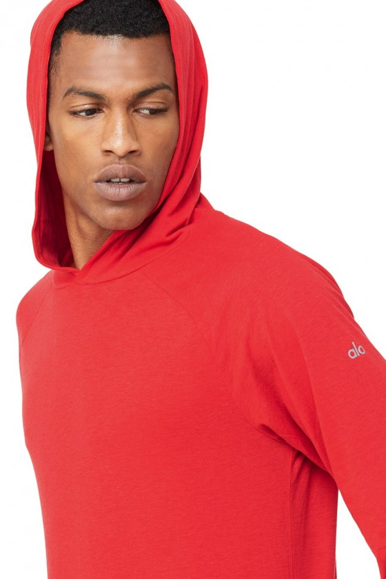 Худи Core Runner Amplify Red