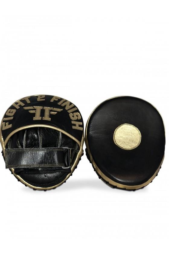 Лапы черные с золотом