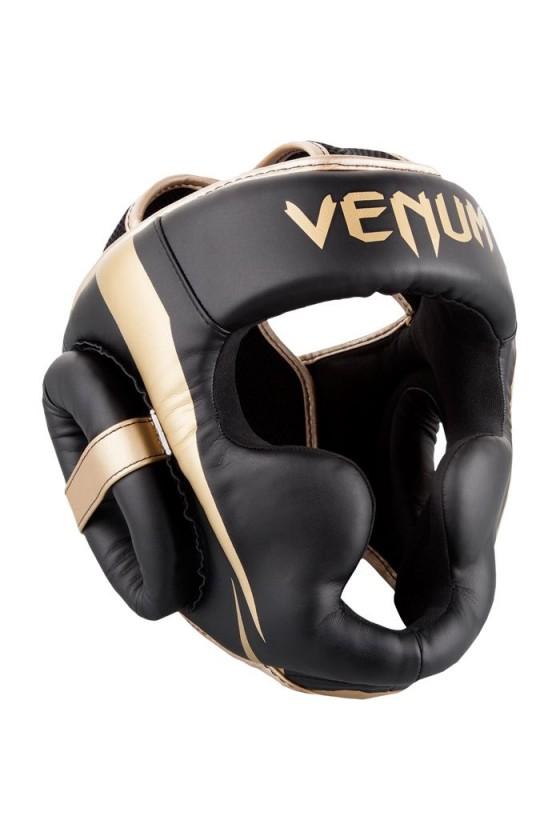 Шолом Venum Elite Black/Gold