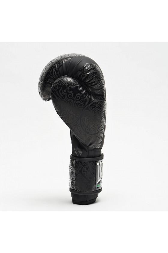 Боксерські рукавички Leone Maori чорні
