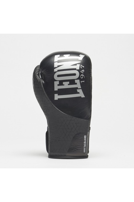 Боксерські рукавички Leone Texture чорні