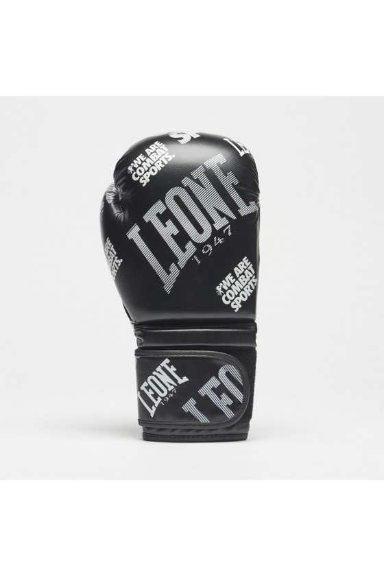 Боксерські рукавички Leone Wacs чорні