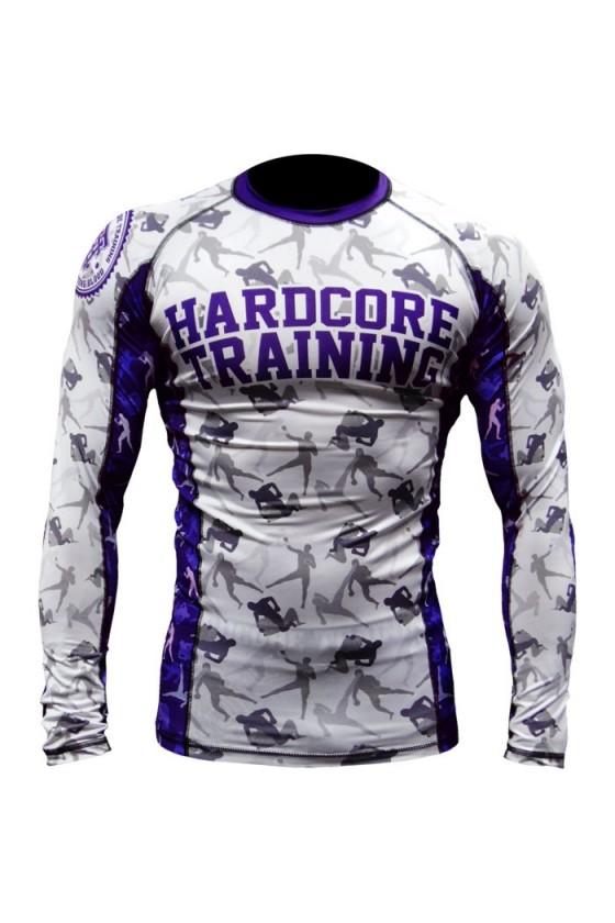 Рашгард Hardcore Training Camo Fight