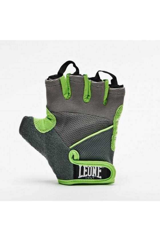 Рукавички для зала Leone світло-сірі