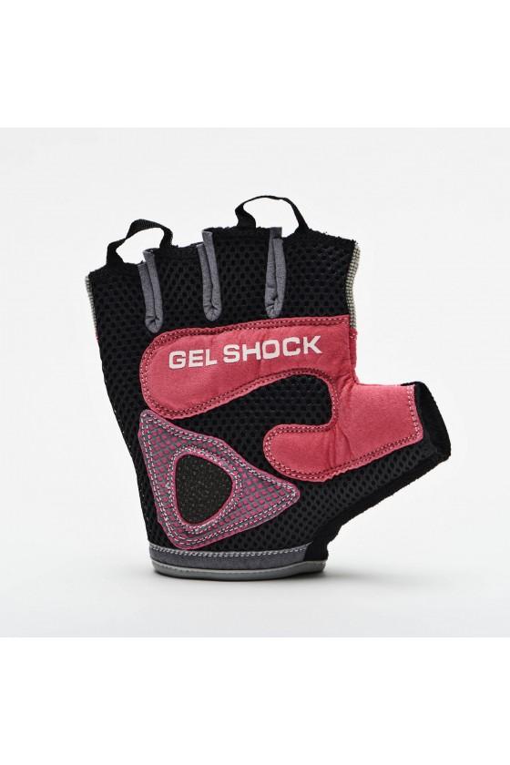 Перчатки для зала Leone фиолетовый