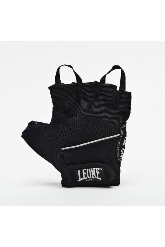 Рукавички для залу Leone чорні