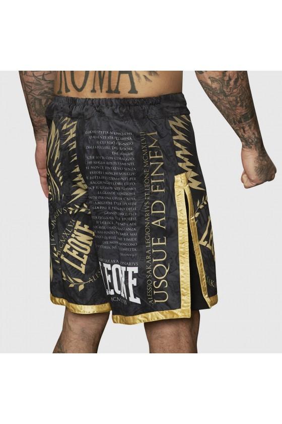 Шорты MMA Leone Legionarivs черные