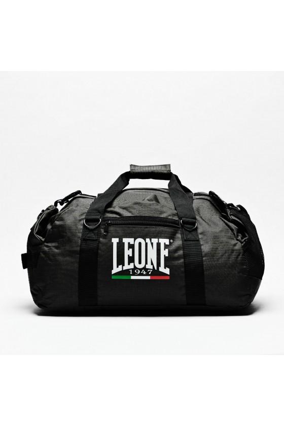 Спортивная сумка-рюкзак Leone на 70 л черная