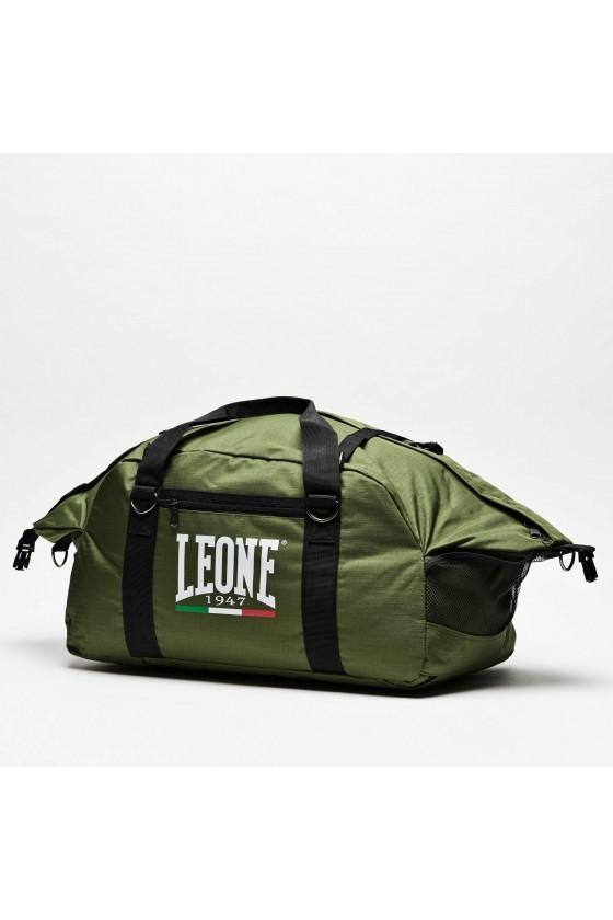 Спортивна сумка-рюкзак Leone на 70 л зелена