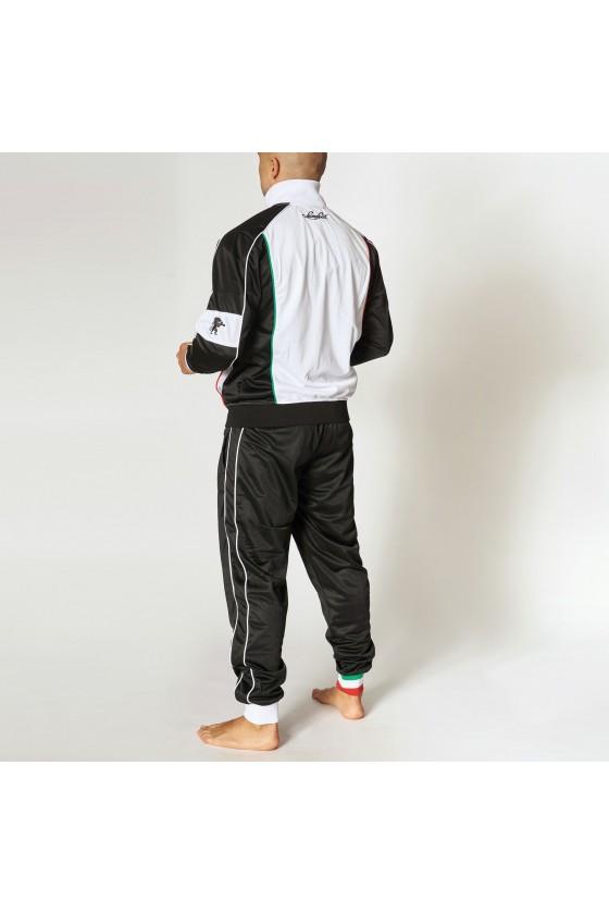 Спортивнbй костюм Leone Italy білий