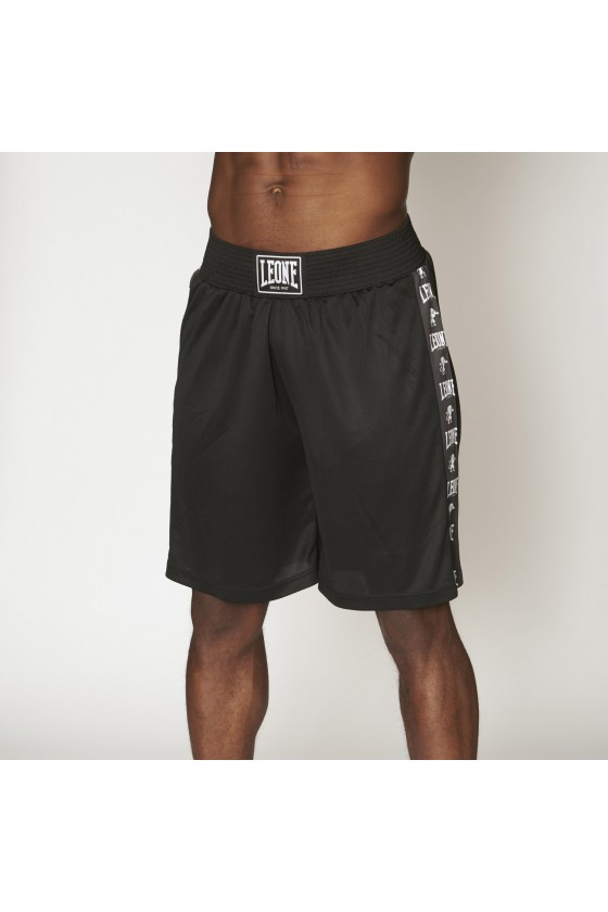 Боксерські шорти Leone Ambassador чорні