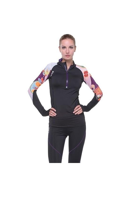 Женская тренировочная кофта Grips Athletics Power Flower