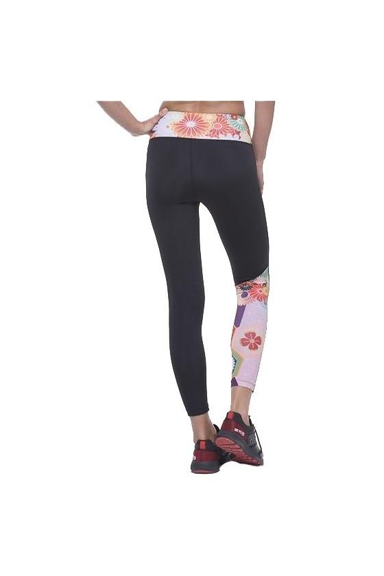Компресійні штани Grips Power Flower