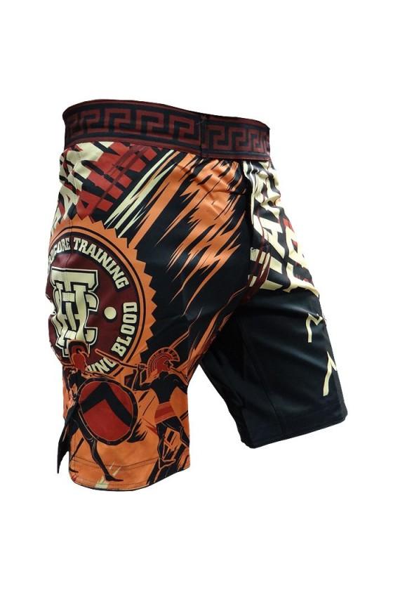 Шорти Hardcore Training Sparta Black