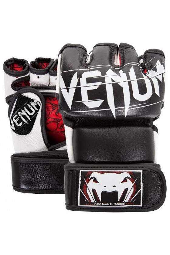 Перчатки MMA Undisputed 2.0 Nappa Leather Black