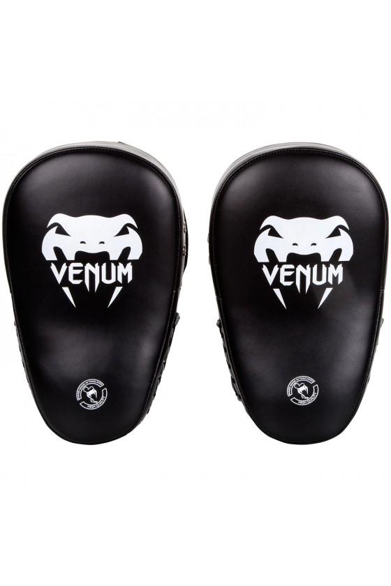 Лапи Venum Elite Big Black/White