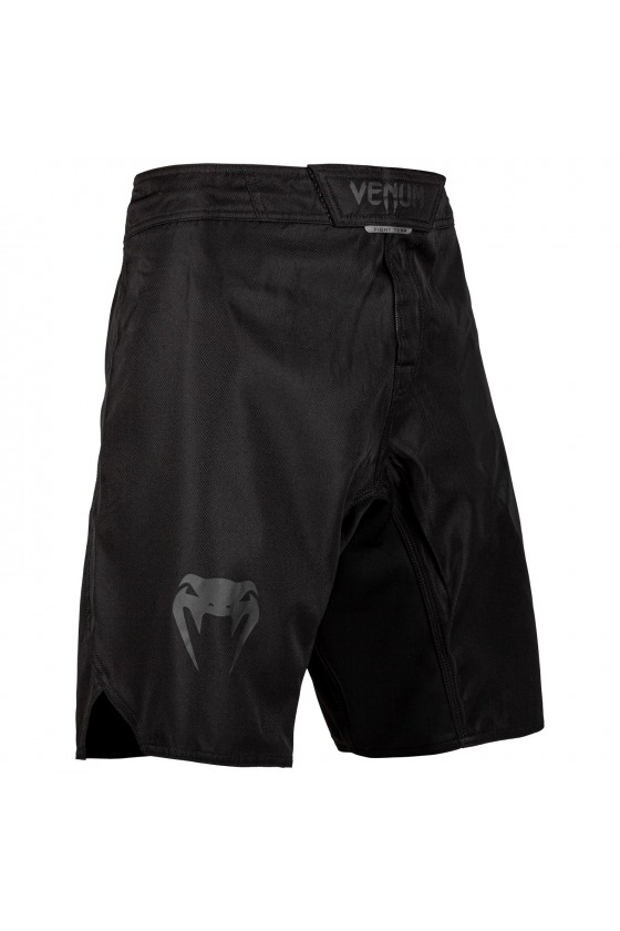 Шорти MMA Venum Light 3.0 Black/Black