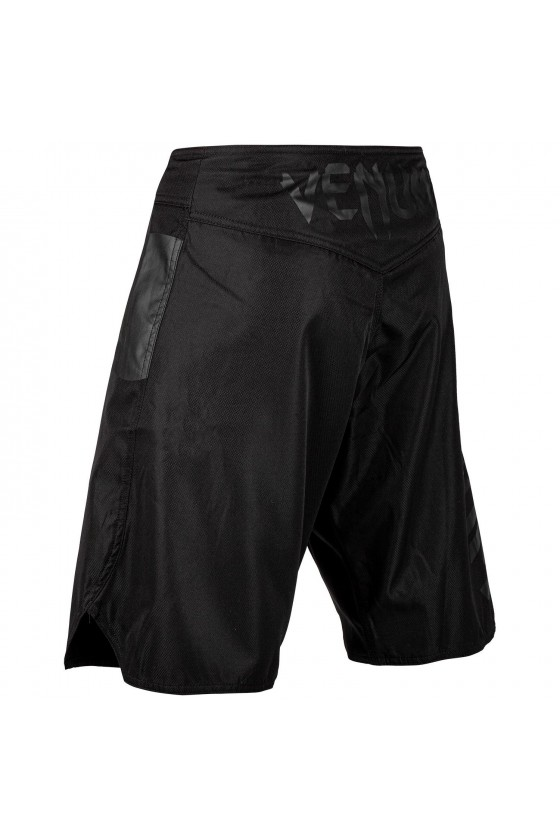 Шорты MMA Venum Light 3.0 Black/Black