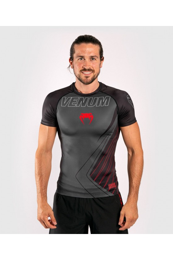 Рашгард Venum Contender 5.0 Black/Red
