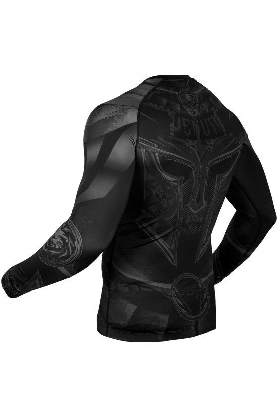 Рашгард Venum Gladiator 3.0 Black/Black