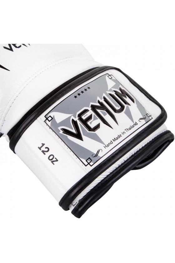 Боксерские перчатки Venum Giant 3.0 Nappa Leather White