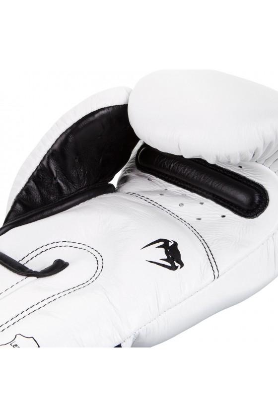 Боксерскі рукавички Venum Giant 3.0 Nappa Leather White