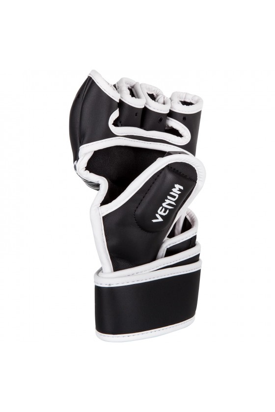 MMA перчатки Venum Gladiator 3.0 Black/White
