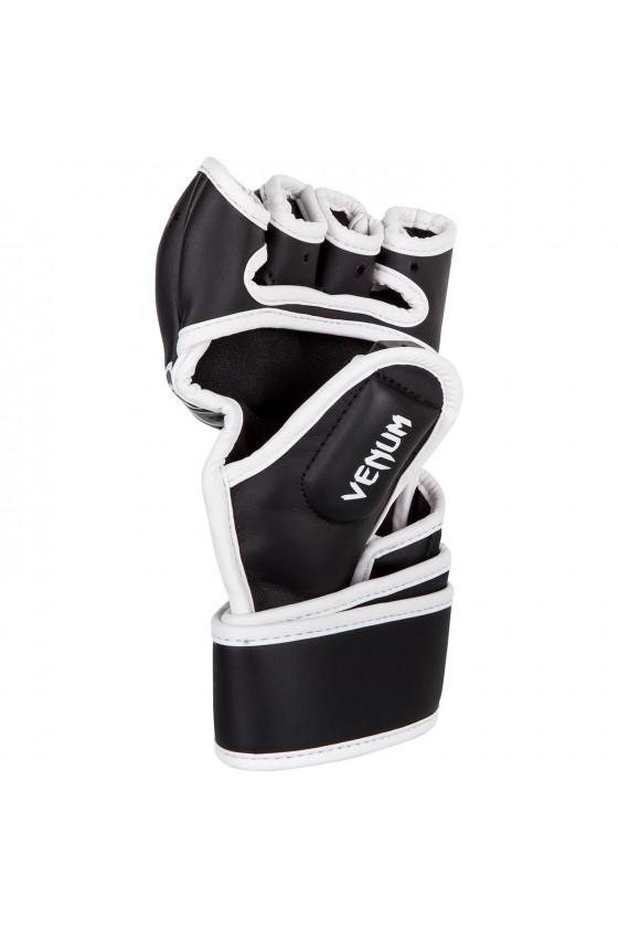 MMA перчатки Venum Gladiator 3.0 Black/White