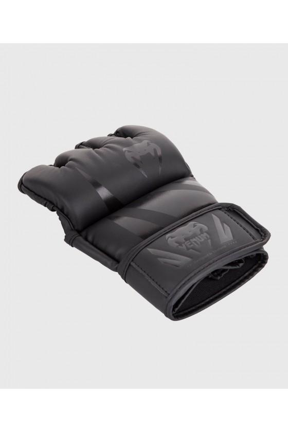 MMA перчатки Venum Challenger Black/Black
