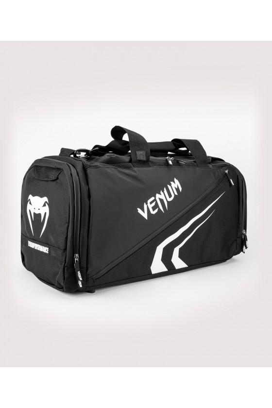 Спортивная сумка Venum Trainer Lite Evo Sports Black/White