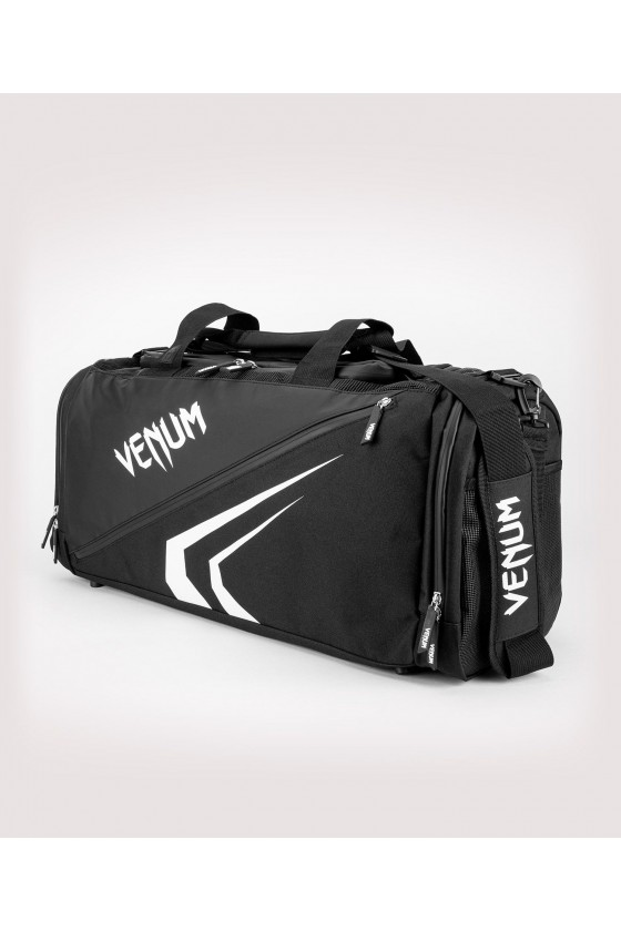Спортивна сумка Venum Trainer Lite Evo Sports Black/White