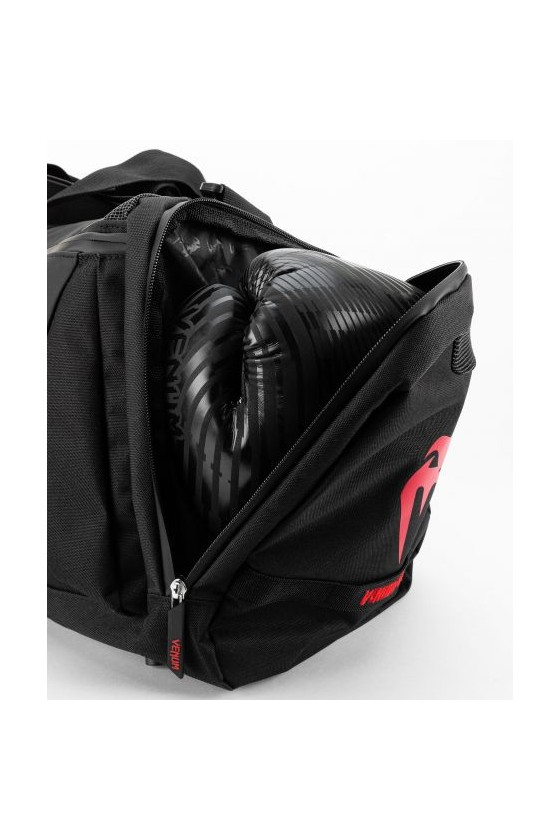 Спортивная сумка Venum Trainer Lite Evo Sports Black/Red