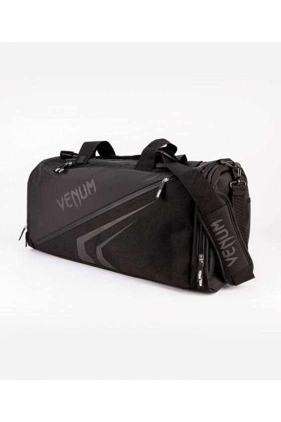 Спортивна сумка Venum Trainer Lite Evo Sports Black/Black