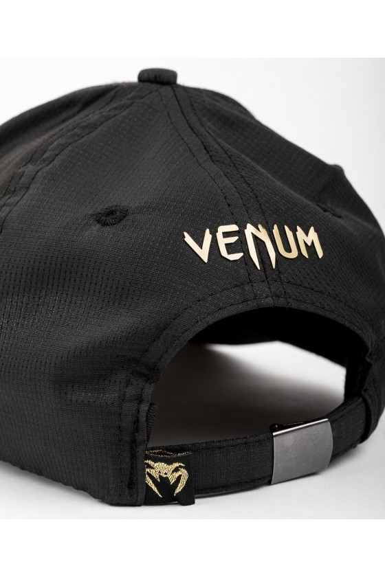 Бейсболка Venum Club 182 Black/Gold
