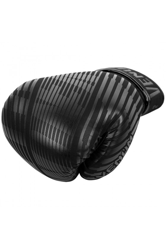 Боксерские перчатки Venum Plasma Black/Black