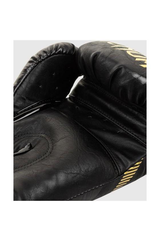 Боксерские перчатки Venum Impact Gold/Black