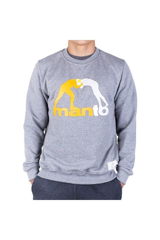 Толстовка Manto Classic Light Melange