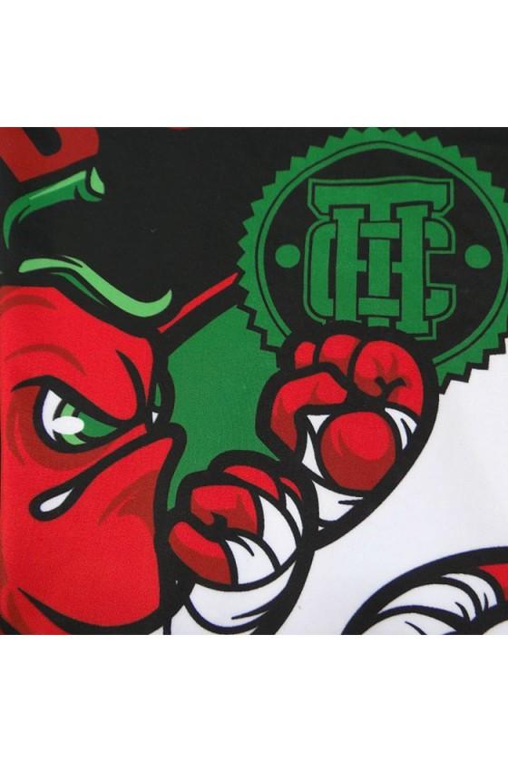 Компресійні штани Hardcore Training Peppers