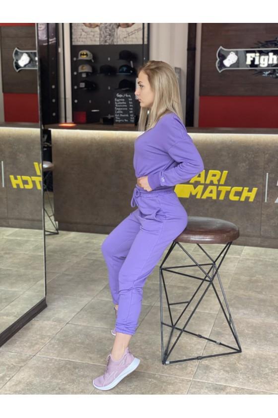 Джоггеры женские Purple
