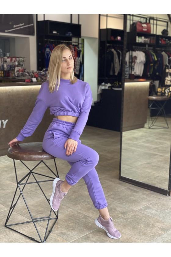 Свитшот женский Purple
