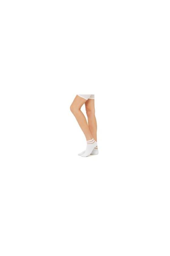 Женские тренировочные носки Pulse White