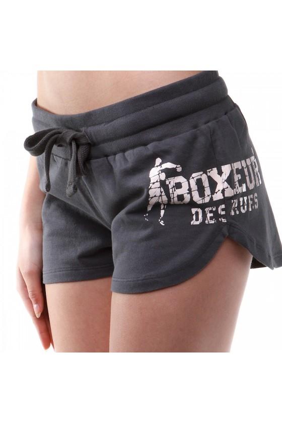 Женские шорты с логотипом...