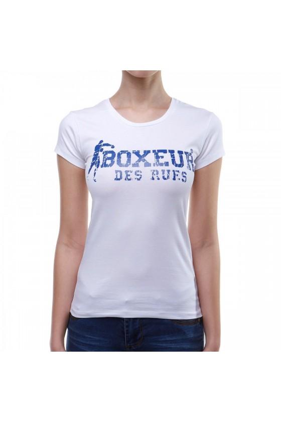 Женская футболка с большим...