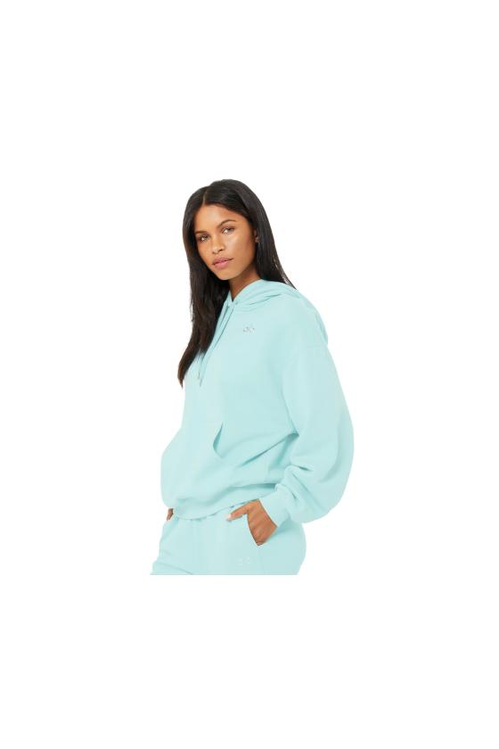 Женская худи Accolade Blue Quartz
