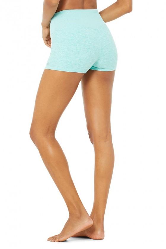 Жіночі шорти Alosoft Aura Blue Quartz Heather