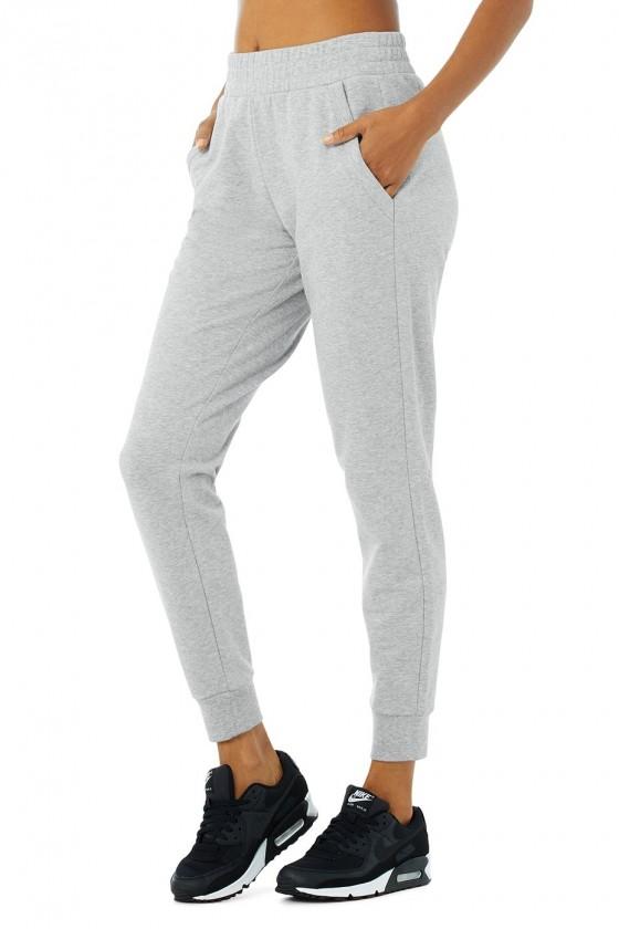 Жіночі спортивні штани Unwind Dove Grey Heather