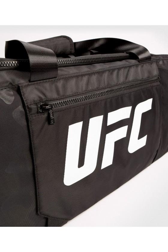 Спортивна сумка Authentic FightNight Black/White